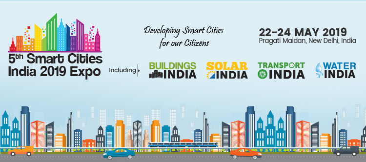 Smart Cities India 2019 Expo