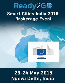 Smart Cities India 2018-Brokerage Event