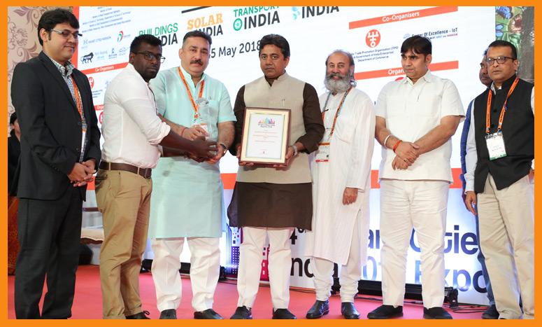 Smart City Award Smart Cities Awards 2018 Smart Cities India Awards