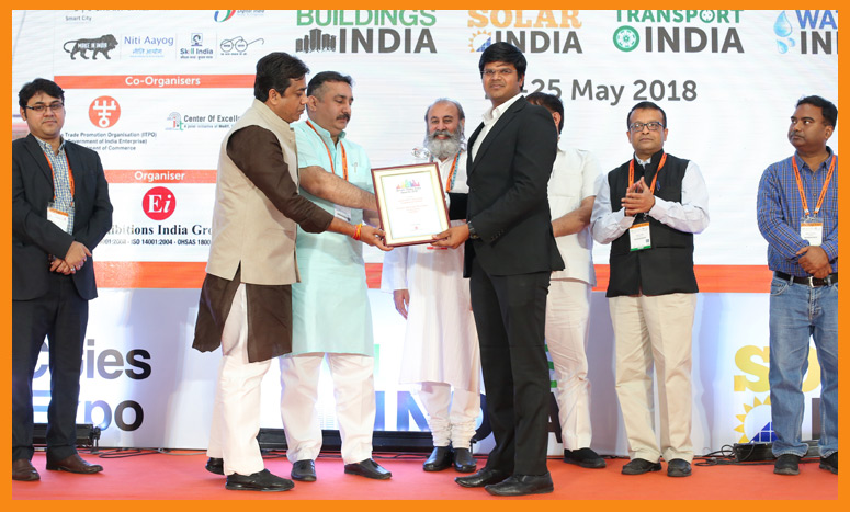 Smart SPV & Municipal Corporation Award